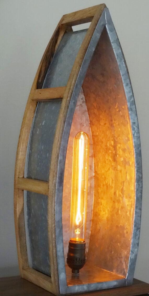 Edison Boat Lamp