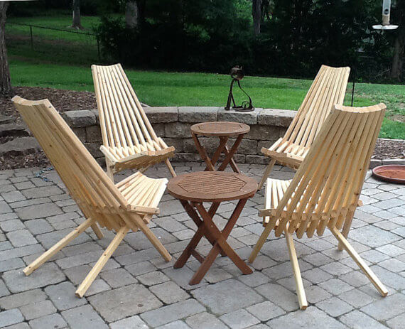 Kentucky Stick Chairs
