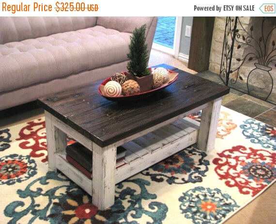 Rustic Coffee Tables Insteading