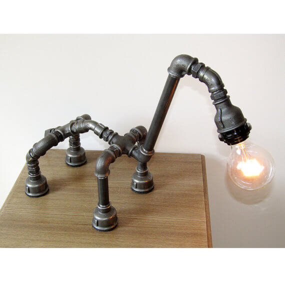 Robot Camel Table Lamp