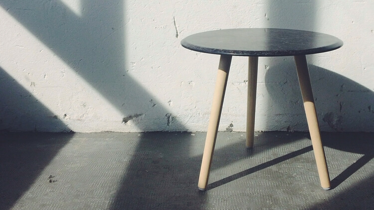 Solidwool Coffee Table