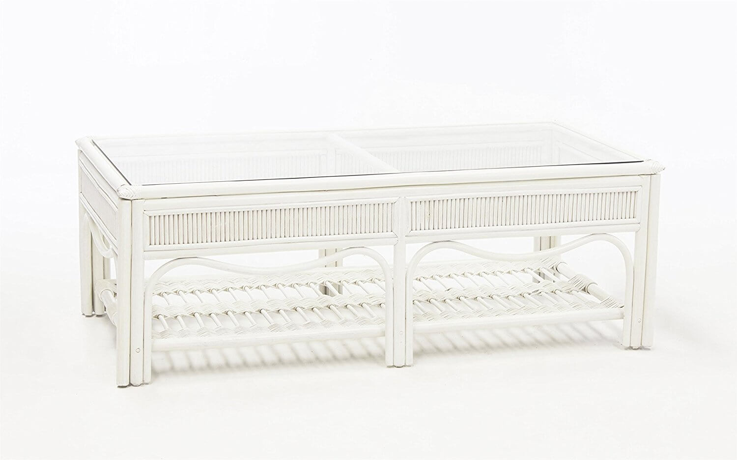 South Sea Rattan Coffee Table
