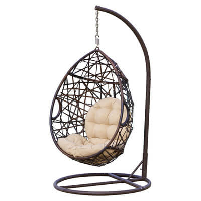 Tear Drop Swinging Chair
