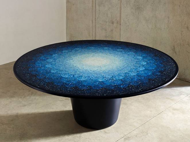 Upcycled Ocean Table
