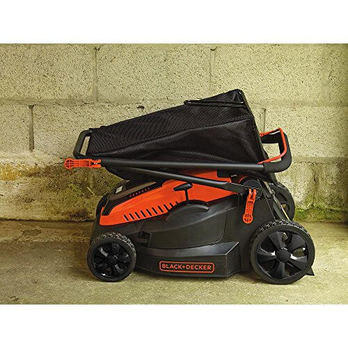 BLACK+DECKER CM1640 16-Inch Cordless Mower, 40-volt • Insteading