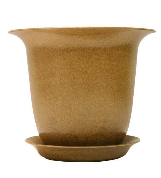 Coconut Bamboo & Rice Husk Pot