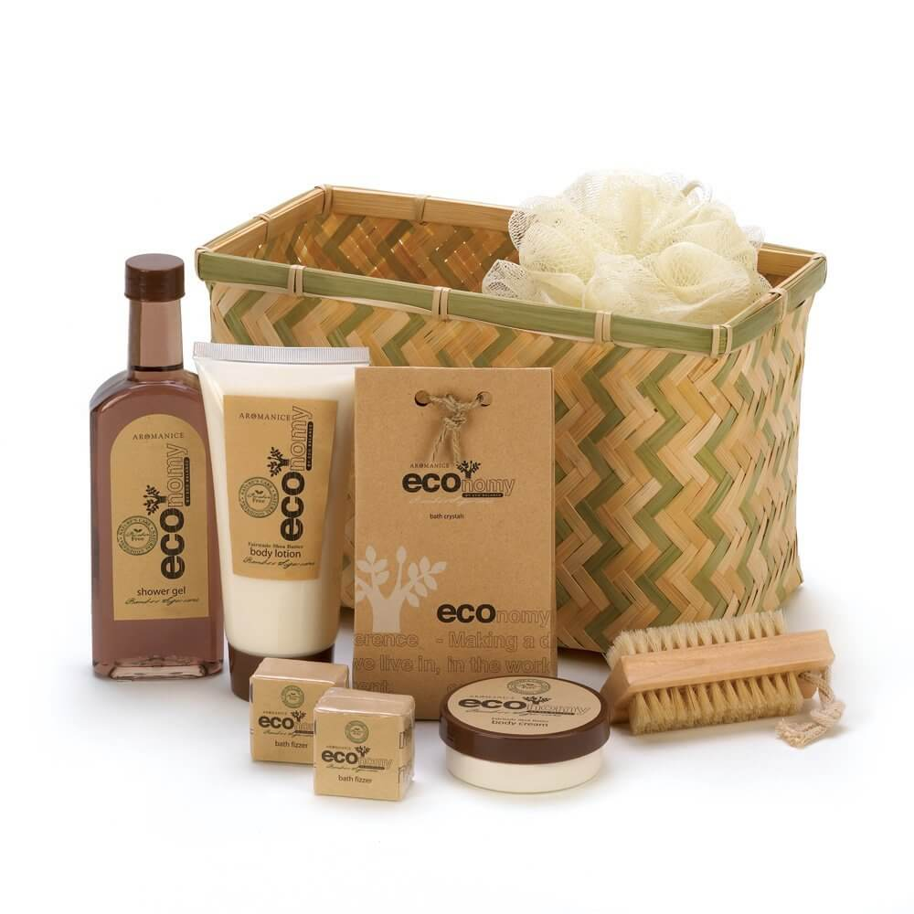 Eco Deluxe Spa Gift Set