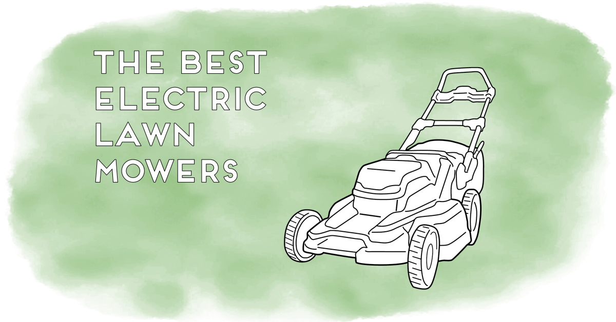 Electric Lawn Mower Reviews • Insteading