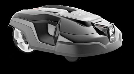husqvarna robotic mower