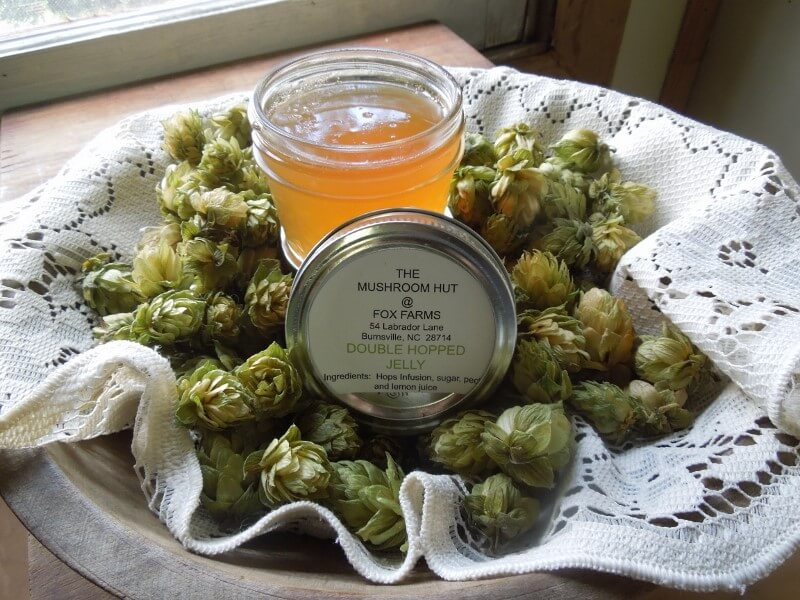 hop jelly from fox farm