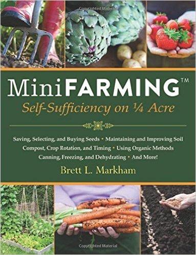 Mini Farming Self-Sufficiency on a Quarter Acre