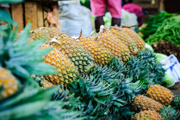 """""""small"""" pinapples"""