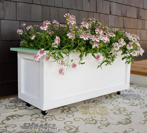 Planter Box Plans • Insteading