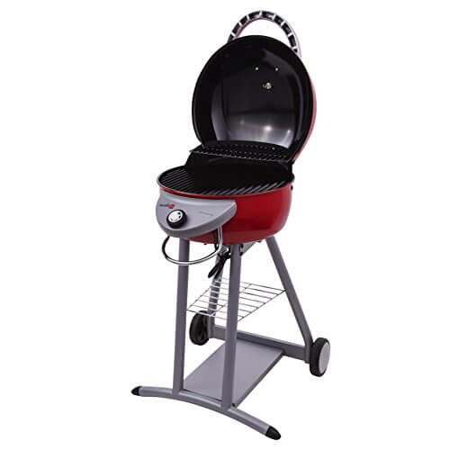 Char-Broil TRU-Infrared Patio Bistro Electric Grill, Red ...