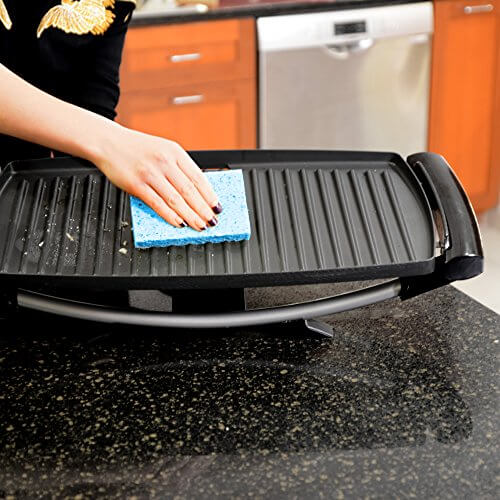 George foreman gfo201r indoor outdoor electric grill insteading - Buy george foreman grill ...