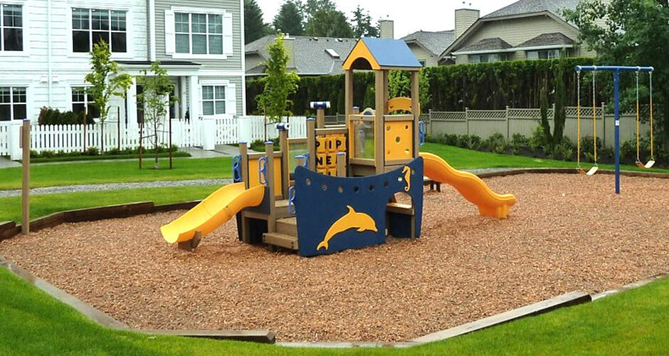 Eco Friendly Playgrounds Insteading