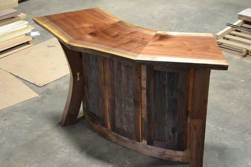 Curved and Reclaimed Bar