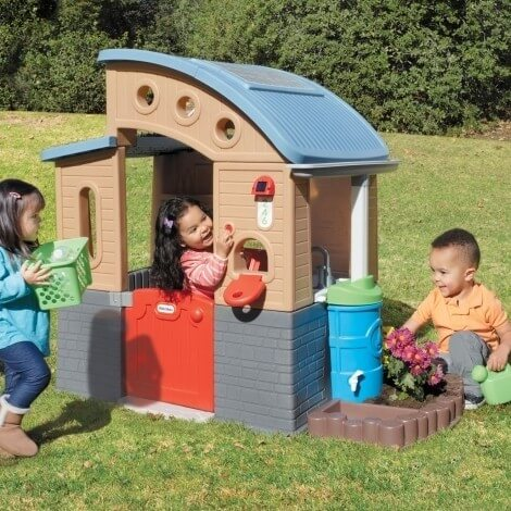 Earth-Friendly Playhouse