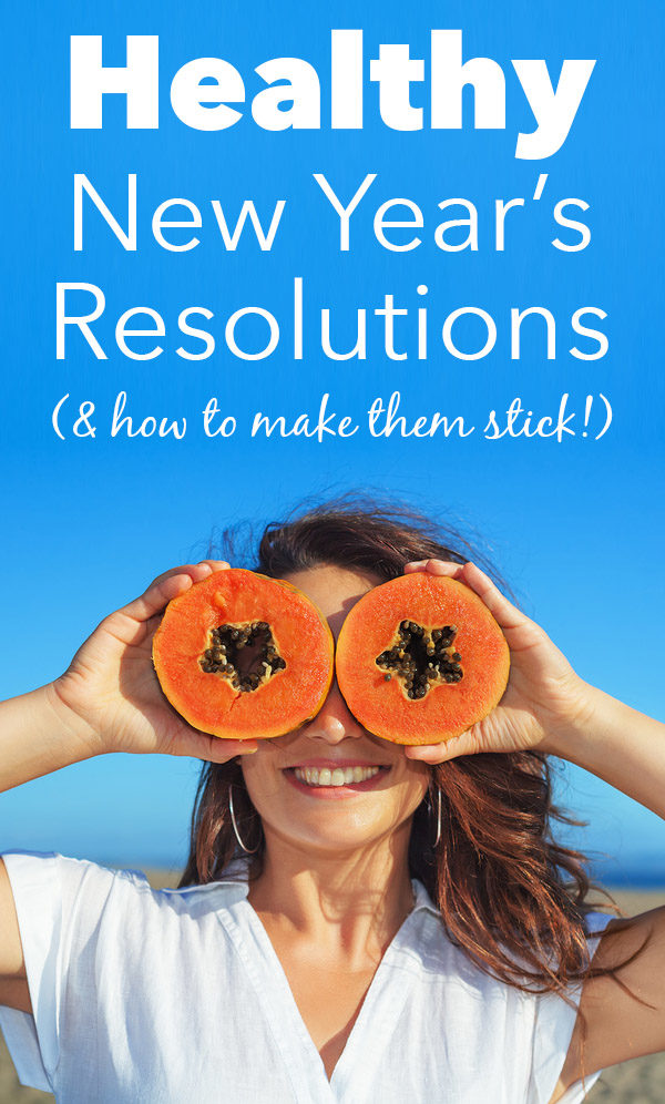 Are you daydreaming about your healthy New Year's resolutions to work out more often, eat better, or lose weight?