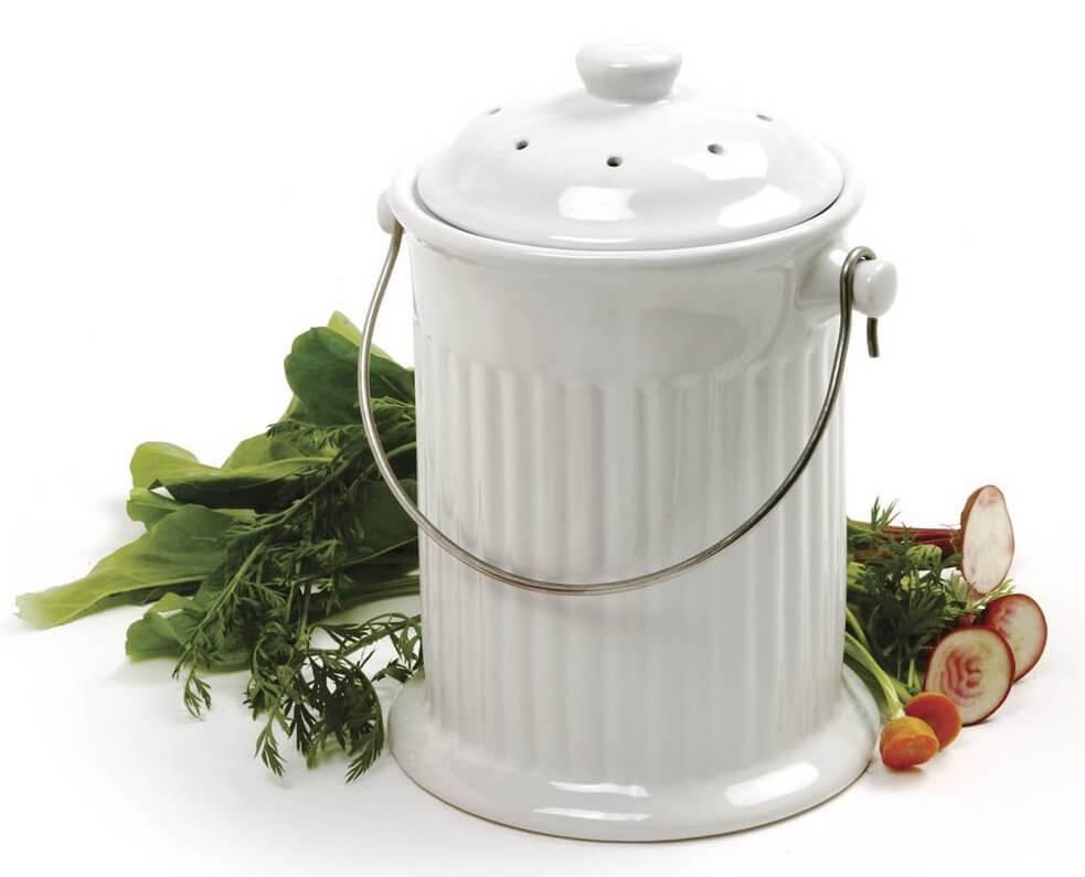 indoor compost container