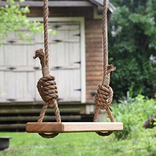 Old-fashioned Tree Swing