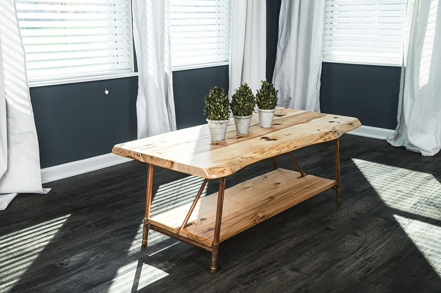 Ozark Hickory Coffee Table