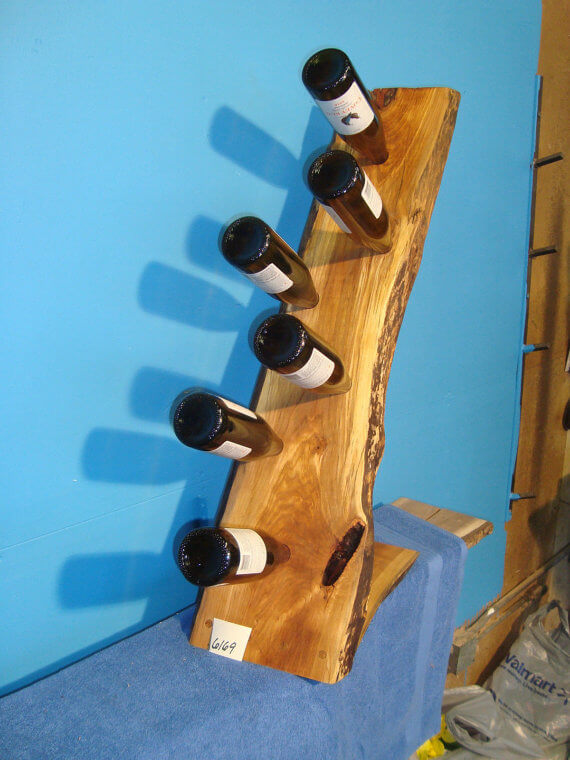 Wild Cherry Wine Rack