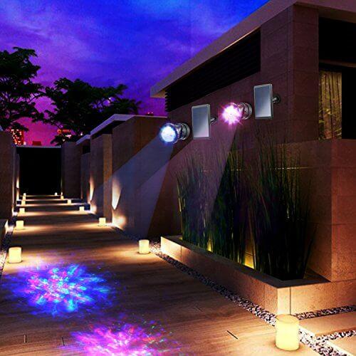 garden led lights. CREATIVE DESIGN Multicolored Submersible LED Lights Garden Led
