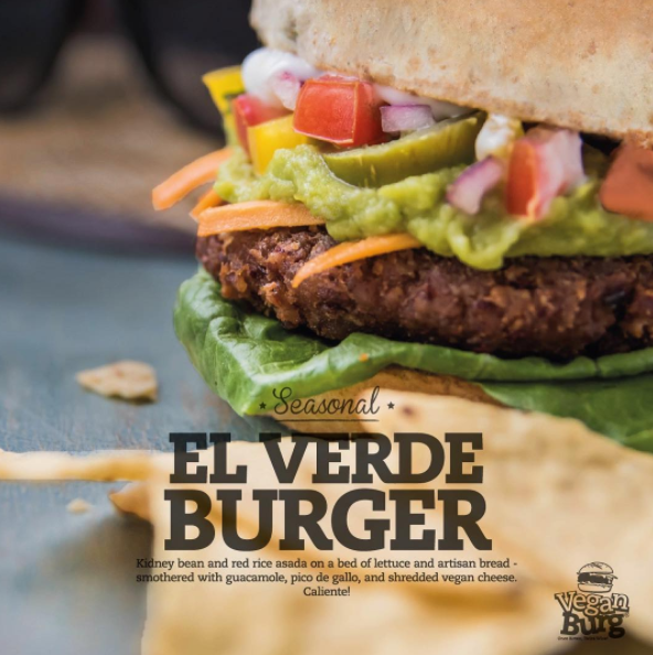 Vegan Burg is redefining fast food with awesomely delicious and totally wholesome plant-based burgers, sides, and desserts.