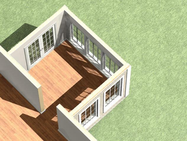 Extension Sunroom