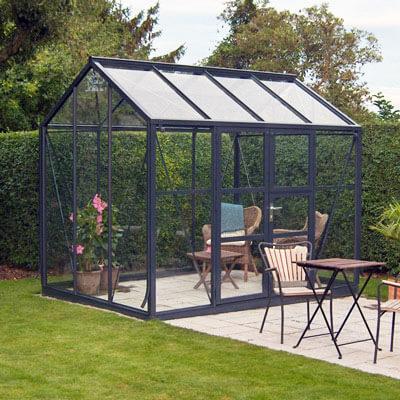Extra Sun Glass Greenhouse