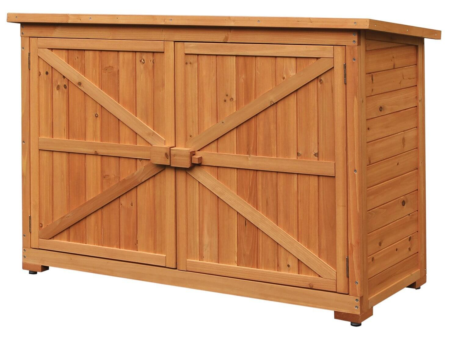 Fir Wood Locker