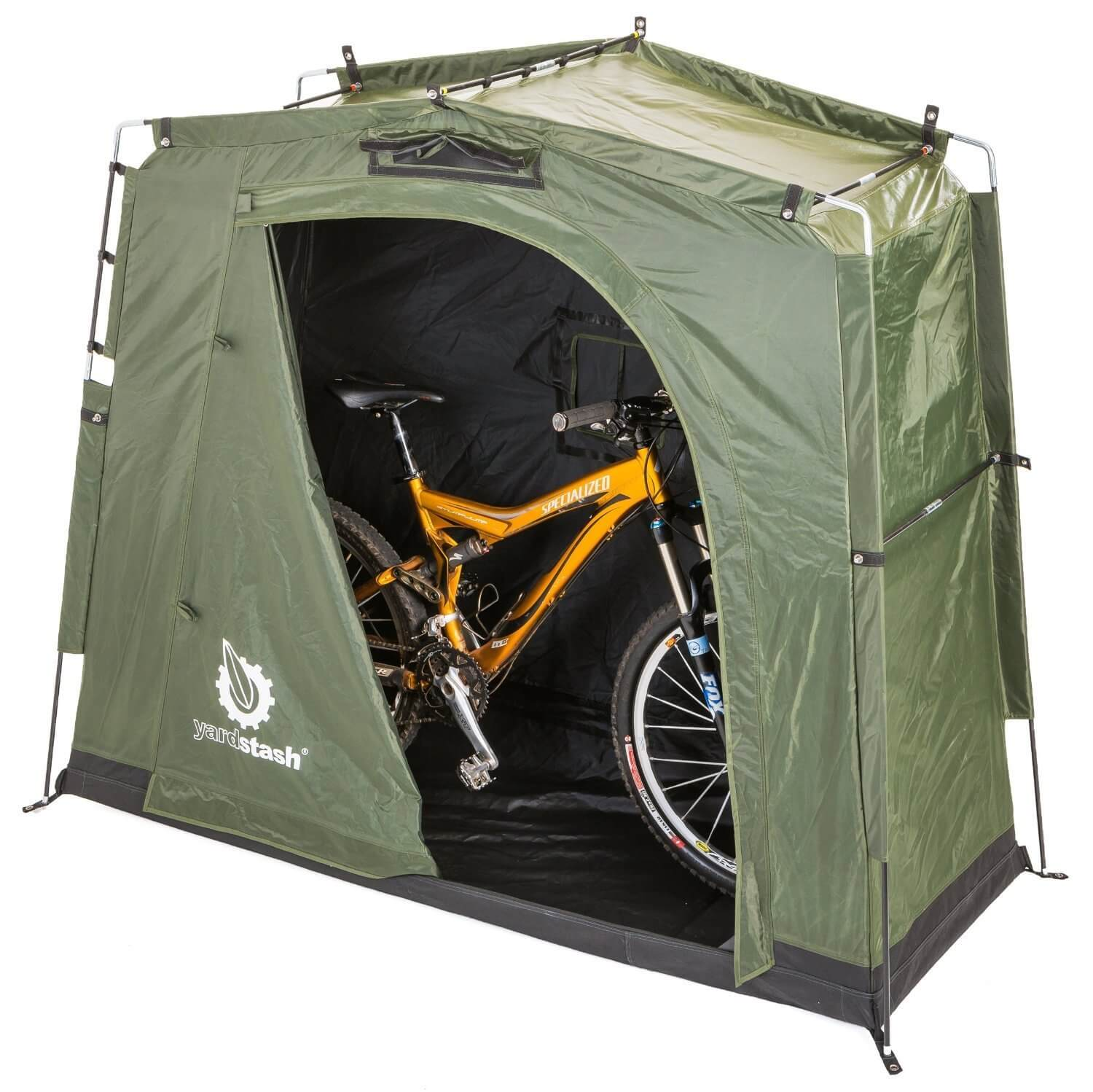 Pop Up Space Saving Tent Shed