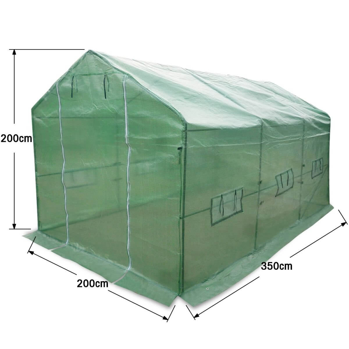 Greenhouse Air Circulation : Greenhouse plans insteading