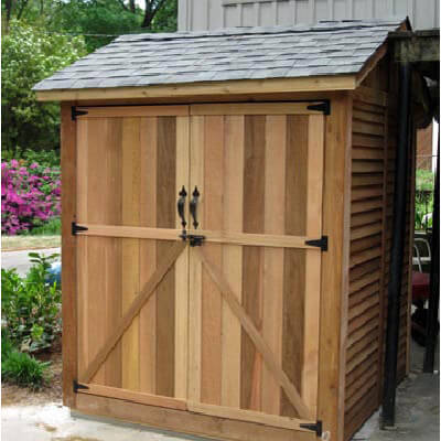 Garden Shed Kits • Insteading