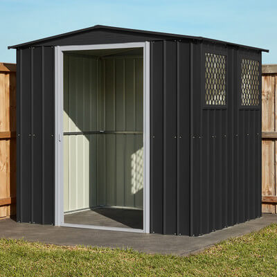 Ventilated Gable Shed