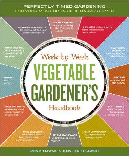 Week-by-Week Vegetable Handbook (Top Paper Planner Pick)