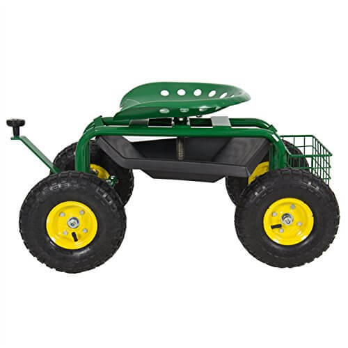 Superieur Best Choice Products Rolling Garden Cart