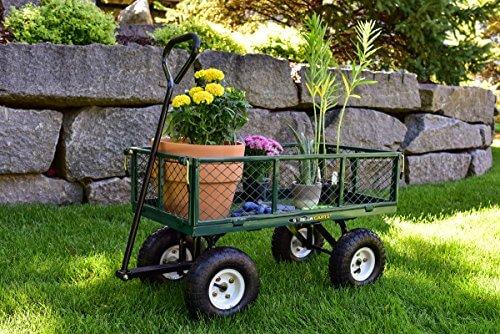 Exceptional Gorilla Carts Steel Garden ...