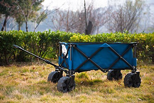 TimberRidge Folding Garden Wagon