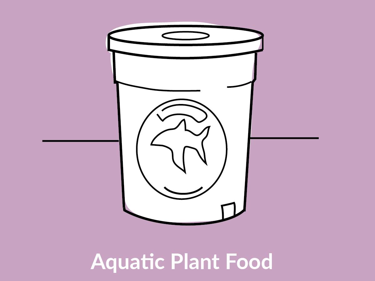 Aquatic Plant Food
