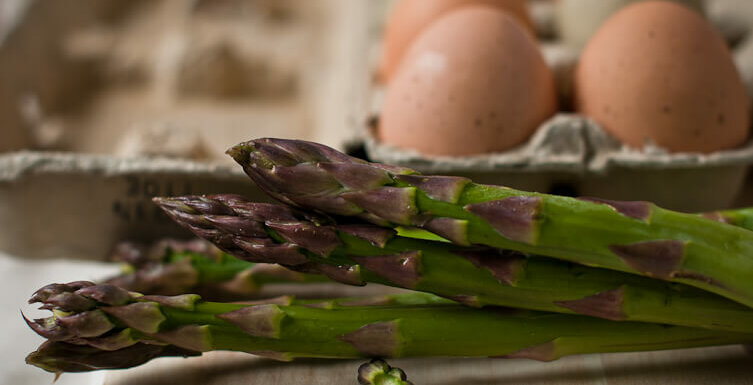 asparagus ready to cook