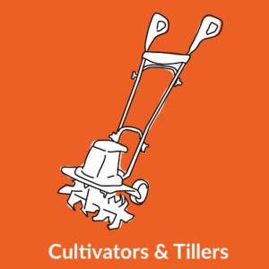 Cultivators & Tillers