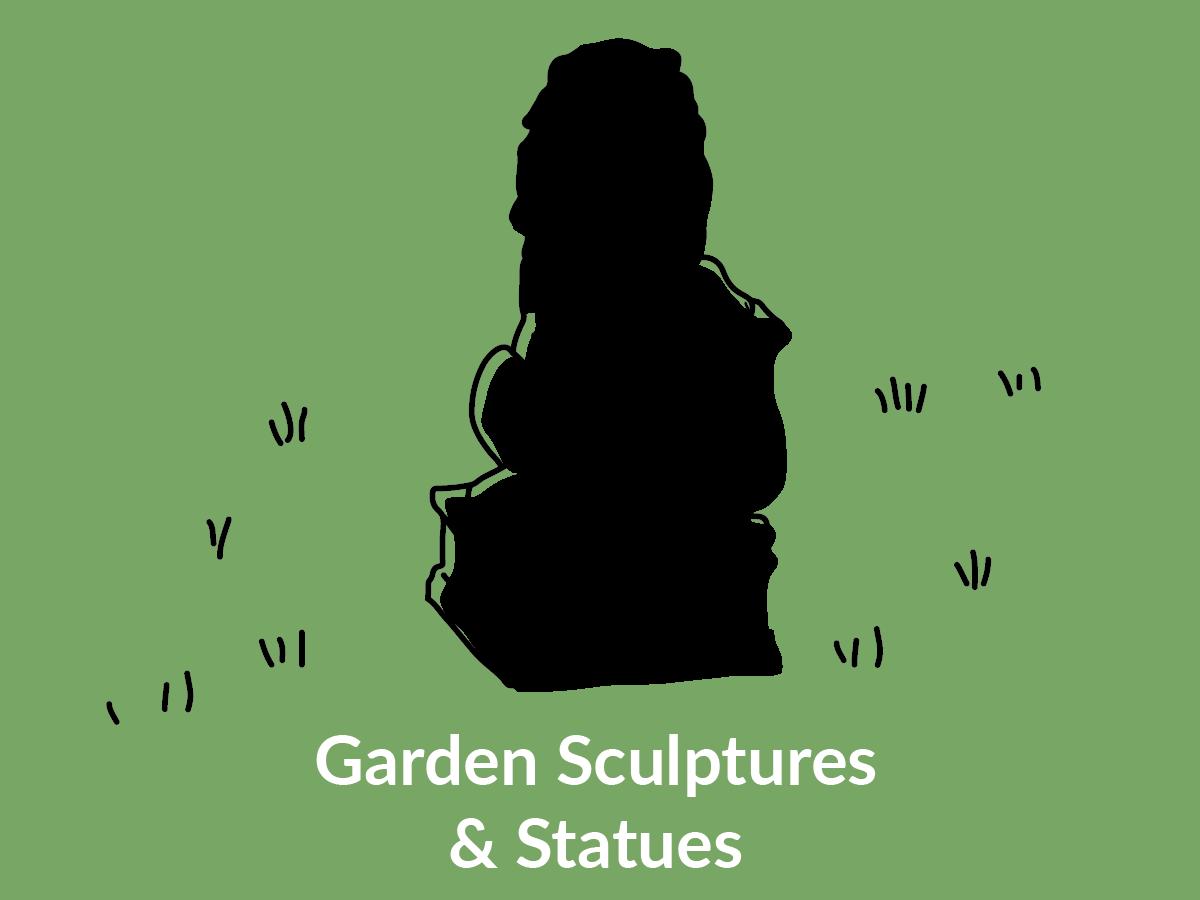 Garden Sculptures & Statues