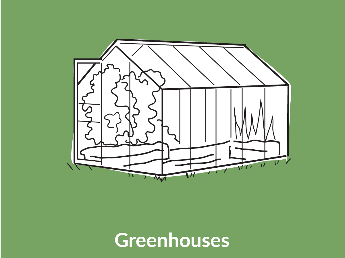 Ecoplus Axial Fans : Greenhouses accessories archives insteading