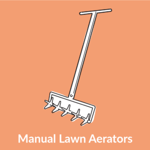 Manual Lawn Aerators