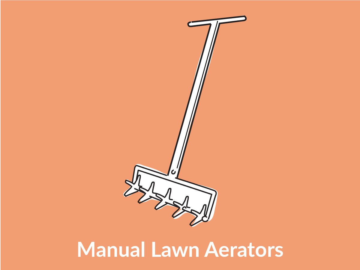 Manual Lawn Aerators