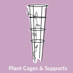 Plant Cages & Supports