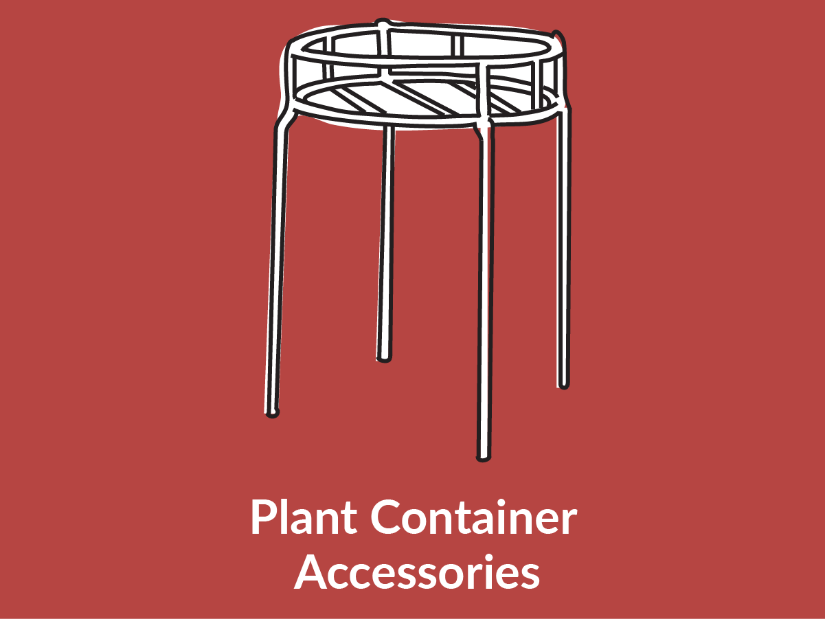 Plant Container Accessories