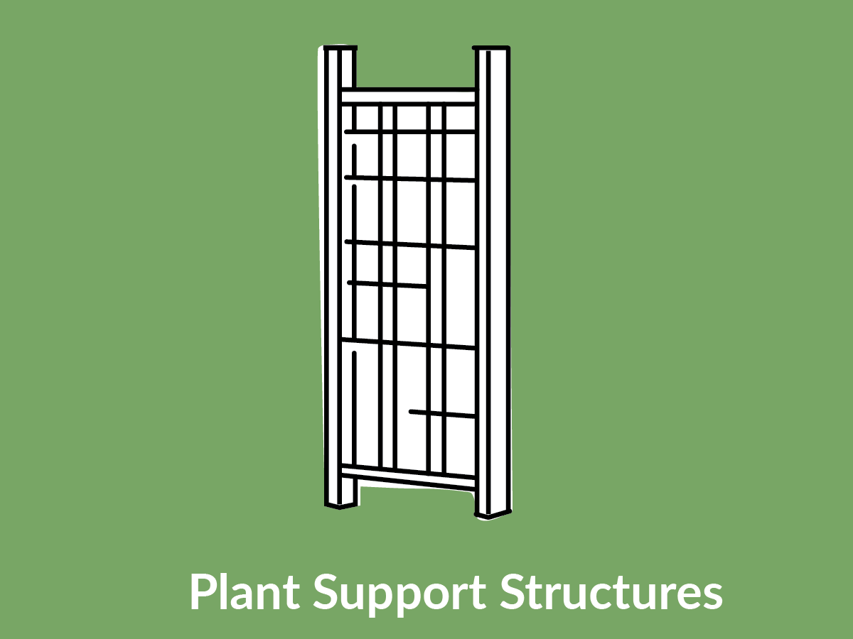 Plant Support Structures